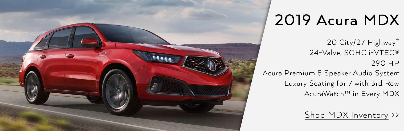 2019 Acura Mdx Review Specs Acura Of Stockton New Used Acuras