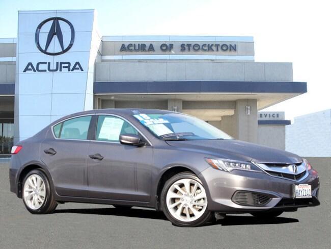Used 2018 Acura ILX Base Sedan Stockton