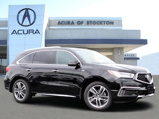 New 2019 Acura MDX Sport Hybrid SH-AWD with Advance Package SUV 12899 in Stockton, CA