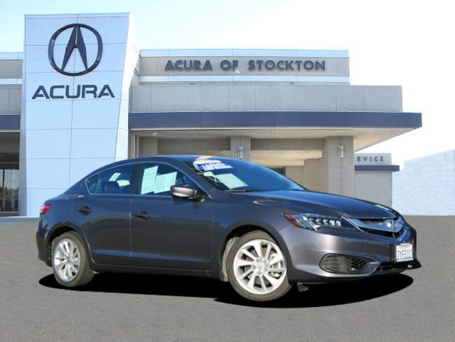 Used 2017 Acura ILX Sedan Stockton