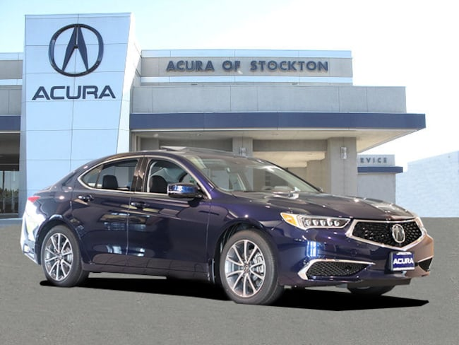 New 2019 Acura TLX 3.5 V-6 9-AT P-AWS Sedan in Stockton, CA