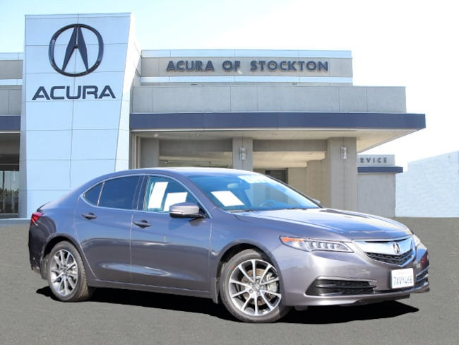 Certified Used 2017 Acura TLX V6 Sedan Stockton
