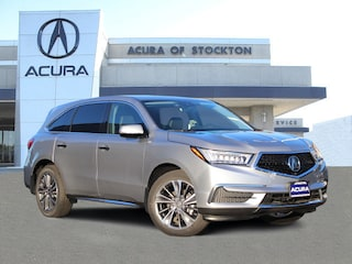 New 2019 Acura MDX with Technology Package SUV 13003 in Stockton, CA