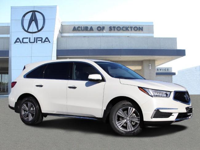 New 2019 Acura MDX SH-AWD SUV in Stockton, CA