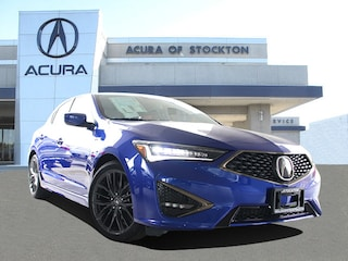 New 2019 Acura ILX with Premium and A-Spec Package Sedan 13163 in Stockton, CA