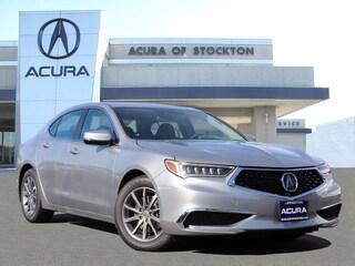 New 2019 Acura TLX 2.4 8-DCT P-AWS Sedan 13078 in Stockton, CA