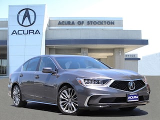 New 2018 Acura RLX with Technology Package Sedan 12761 in Stockton, CA