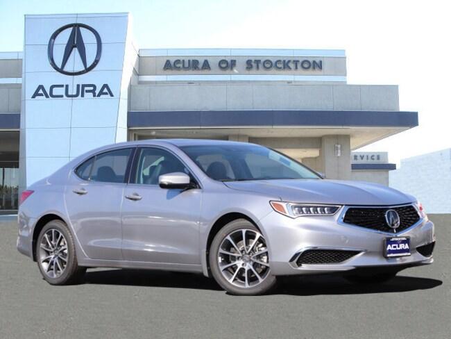 New 2019 Acura TLX 3.5 V-6 9-AT P-AWS Sedan in Stockton, CA