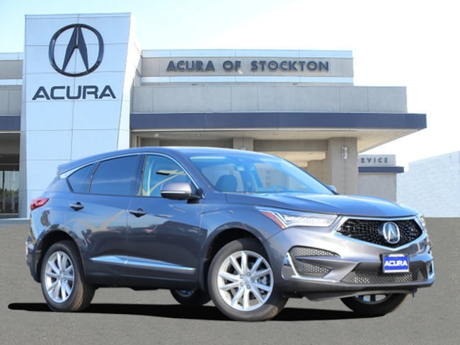 New 2019 Acura RDX Base SUV in Stockton, CA