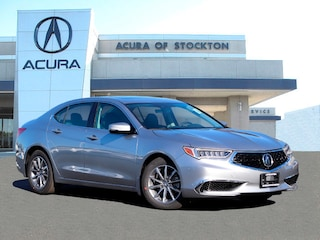 New 2019 Acura TLX 2.4 8-DCT P-AWS Sedan 13185 in Stockton, CA