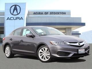 Certified 2017 Acura ILX 19UDE2F35HA016766 for sale in Stockton, CA at Acura of Stockton