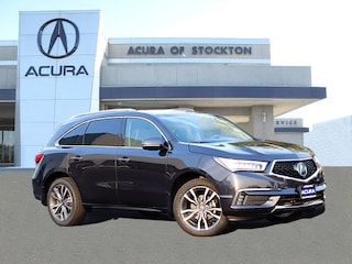 New 2019 Acura MDX with Advance Package SUV 12963 in Stockton, CA