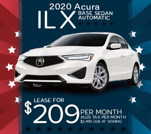 New Acura Specials In Stockton CA