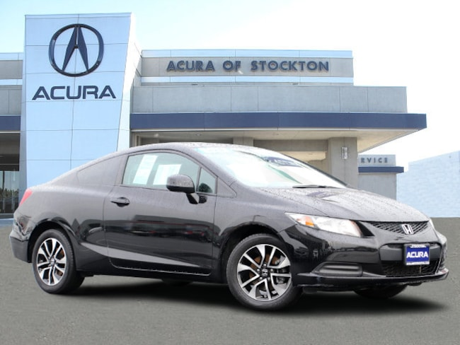 Used 2013 Honda Civic EX Coupe Stockton
