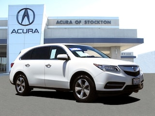 Used Vehicles 2016 Acura MDX MDX SH-AWD SUV 5FRYD4H26GB014662 in Stockton, CA