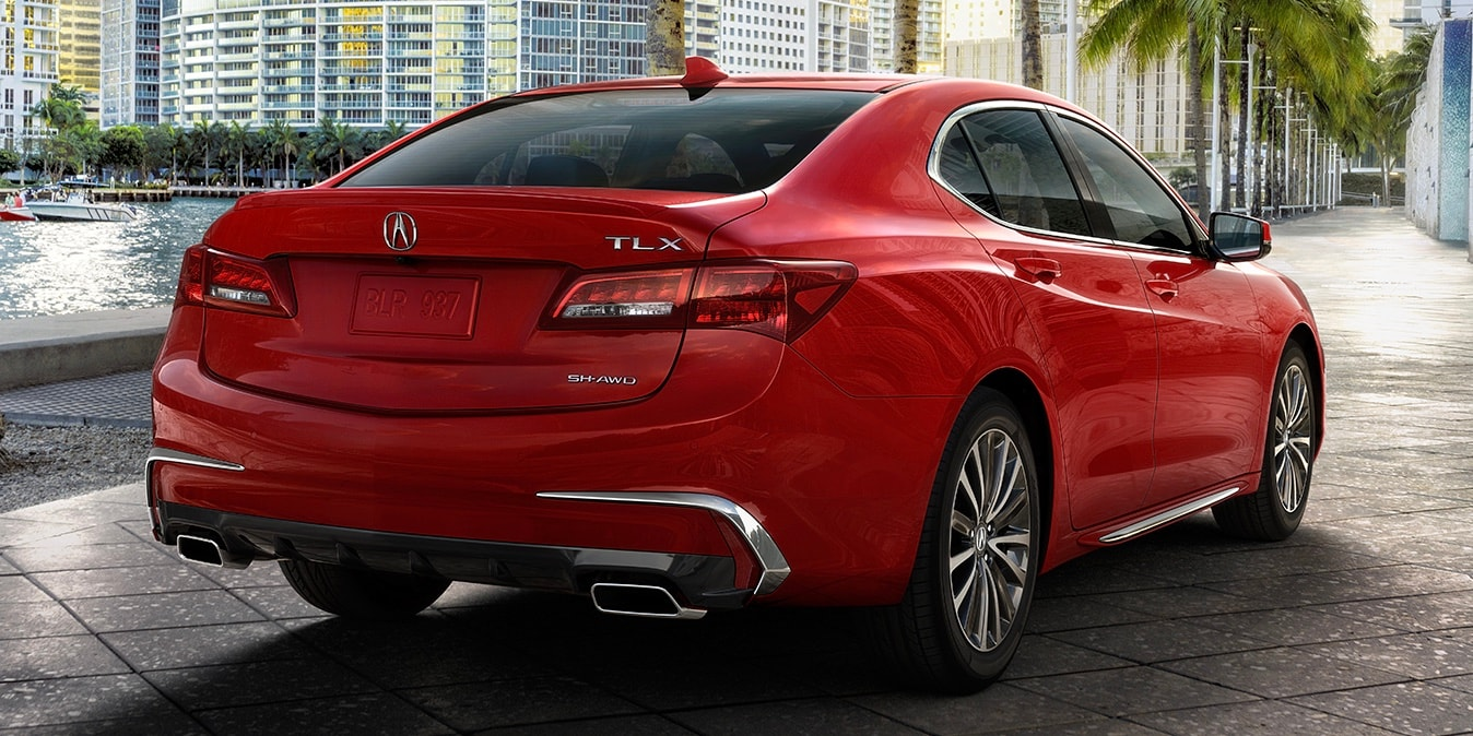 Acura TLX Review Specs Acura Of Stockton New Used Acuras - Acura 2018 tlx price