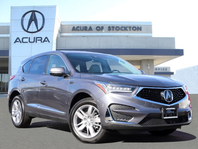 New 2019 Acura RDX with Advance Package SUV in Stockton, CA