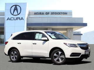 Certified 2016 Acura MDX MDX 5FRYD3H27GB006130 for sale in Stockton, CA at Acura of Stockton
