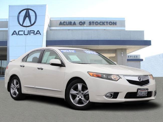 Used 2011 Acura TSX Sedan Stockton