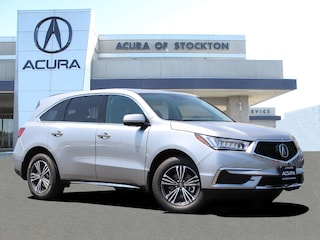 New 2018 Acura MDX SH-AWD with Technology Package SUV 12817 in Stockton, CA