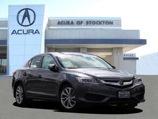 Used Vehicles 2017 Acura ILX DEALER LOANER Sedan 19UDE2F76HA000112 in Stockton, CA