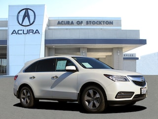 Used Vehicles 2016 Acura MDX MDX SH-AWD SUV 5FRYD4H24GB019018 in Stockton, CA