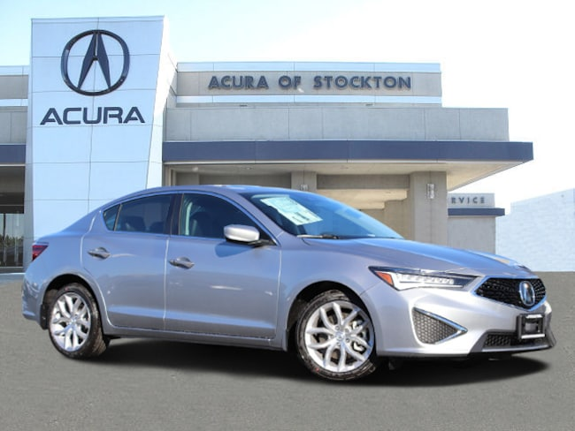 New 2019 Acura ILX Base Sedan in Stockton, CA