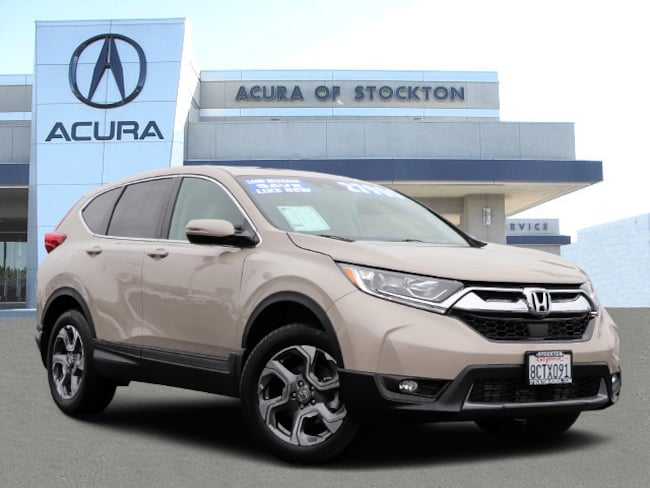 Used 2018 Honda CR-V EX AWD SUV Stockton