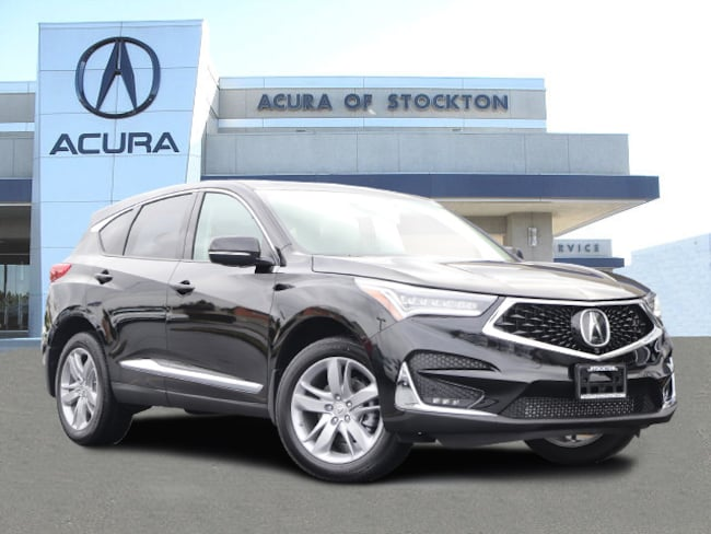 New 2019 Acura RDX SH-AWD with Advance Package SUV in Stockton, CA