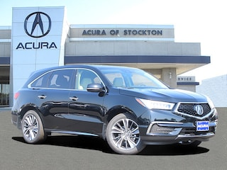 New 2019 Acura MDX with Technology Package SUV 12864 in Stockton, CA