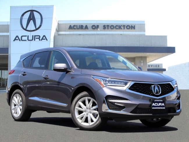 New 2020 Acura RDX Base SUV in Stockton, CA