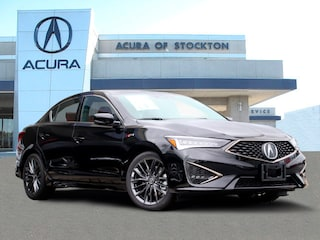 New 2019 Acura ILX with Premium and A-Spec Package Sedan 13179 in Stockton, CA