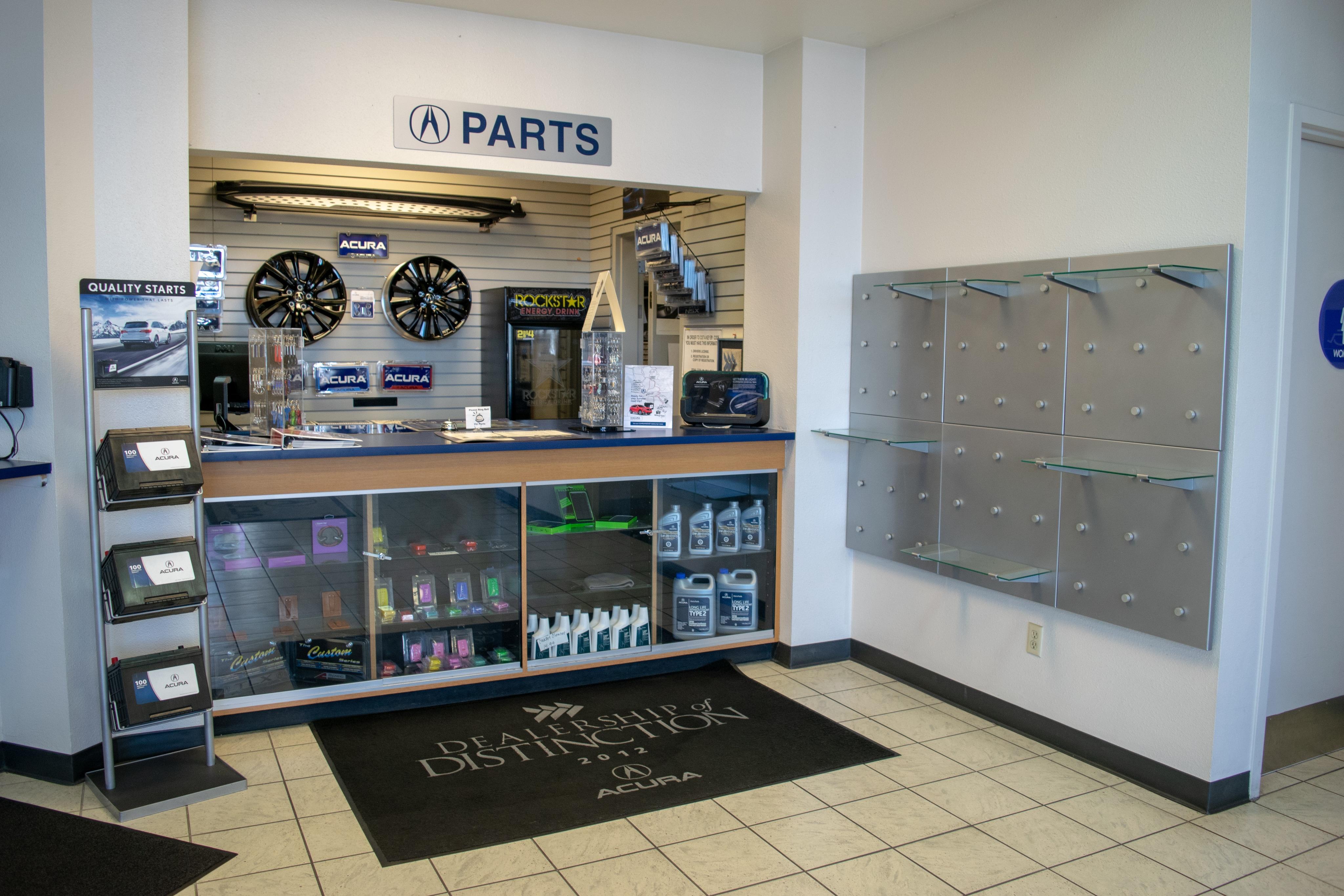 Stockton Acura Car Parts Acura of Stockton Auto Parts