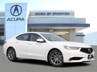 New 2019 Acura TLX 2.4 8-DCT P-AWS Sedan 13139 in Stockton, CA