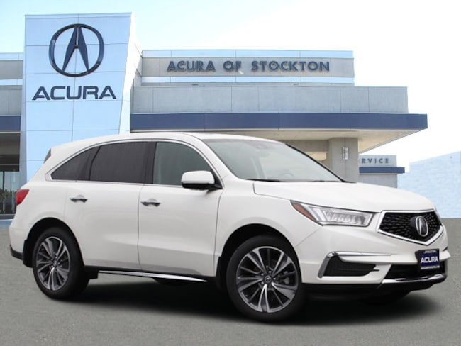 New 2019 Acura MDX with Technology and Entertainment Packages SUV in Stockton, CA