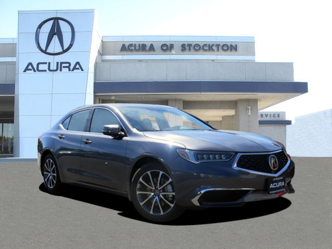 New 2018 Acura TLX 3.5 V-6 9-AT SH-AWD Sedan in Stockton, CA