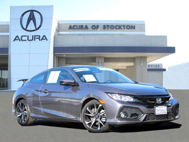 Used 2017 Honda Civic Si Coupe Stockton