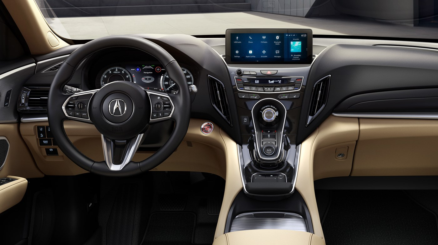 2019 Acura Rdx Review Acura Of Stockton New Used Acuras For Sale