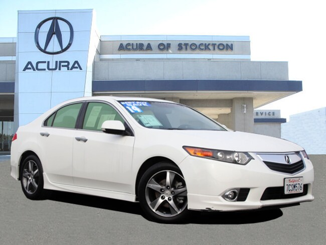 Used 2014 Acura TSX TSX Special Edition 5-Speed Automatic Sedan Stockton