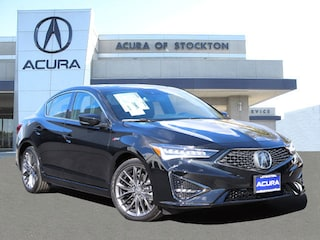 New 2019 Acura ILX with Premium and A-Spec Package Sedan 13116 in Stockton, CA