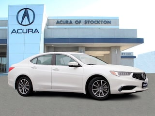 New 2019 Acura TLX 2.4 8-DCT P-AWS with Technology Package Sedan 13097 in Stockton, CA