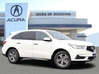 New 2019 Acura MDX Base SUV 12904 in Stockton, CA