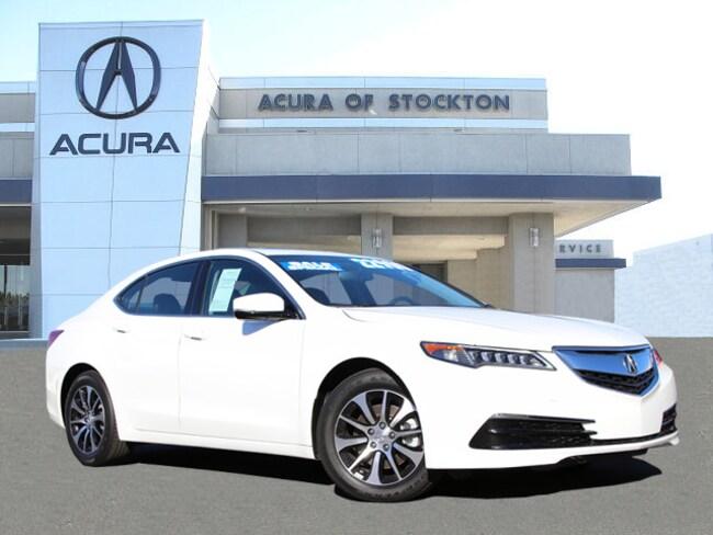 Used 2016 Acura TLX Base (DCT) Sedan Stockton