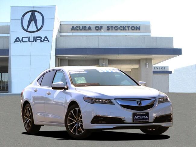 Used 2017 Acura TLX V6 Sedan Stockton