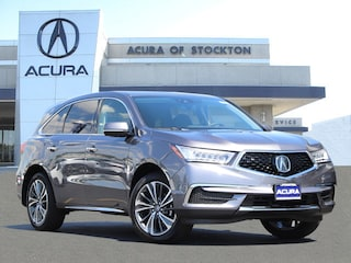 New 2019 Acura MDX SH-AWD with Technology Package SUV 13227 in Stockton, CA