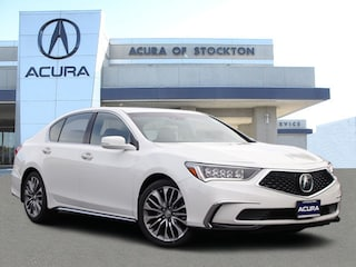 New 2018 Acura RLX with Technology Package Sedan 13049 in Stockton, CA