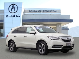 Used Vehicles 2016 Acura MDX MDX SUV 5FRYD3H27GB006130 in Stockton, CA