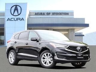 New 2019 Acura RDX Base SUV 13103 in Stockton, CA
