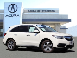 Certified 2016 Acura MDX MDX SH-AWD 5FRYD4H24GB019018 for sale in Stockton, CA at Acura of Stockton