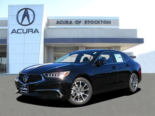 New 2018 Acura TLX 3.5 V-6 9-AT SH-AWD Sedan 12538 in Stockton, CA